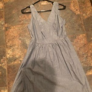 The limited outback red chambray dress sz 2